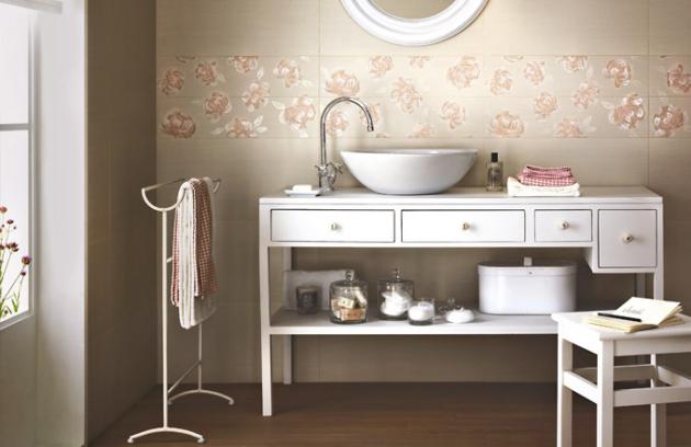 Stylová koupelna: recept na romantiku