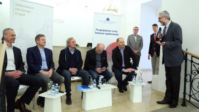 Videozáznam: Budoucnost českého skla