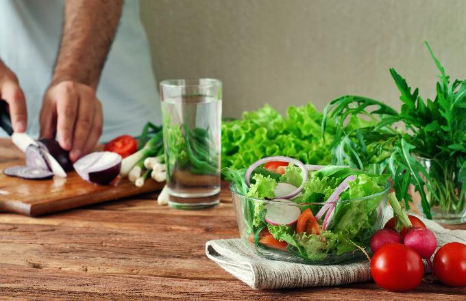 Jarní očista: detoxikace není dieta (FOTO: Shutterstock)