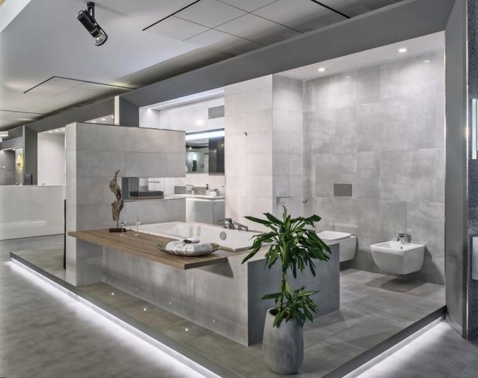 V inspirativním prostředí luxusních koupelen potkáte odborníky, kteří umějí nejen naslouchat, ale také vaše představy zhmotnit