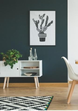 Nápady pro každý interiér. Nesmí chybět barvy! (FOTO: Primalex)