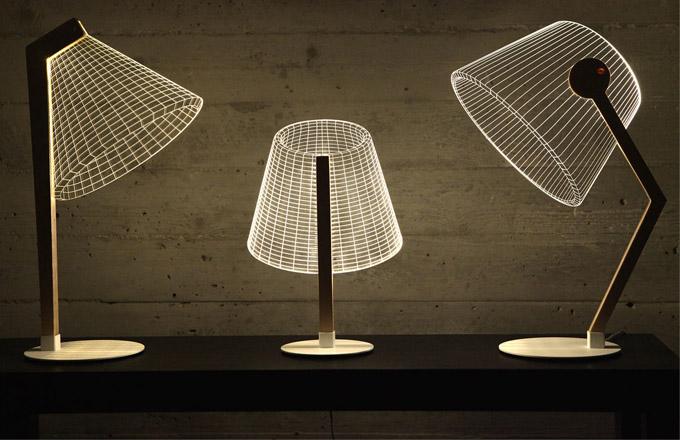 osvětlení z kolekce Bulbing (Studio Cheha)