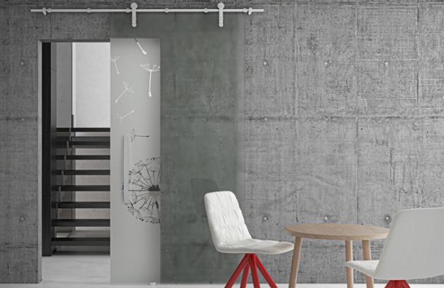 Posuvné dveře jsou hitem mezi architekty