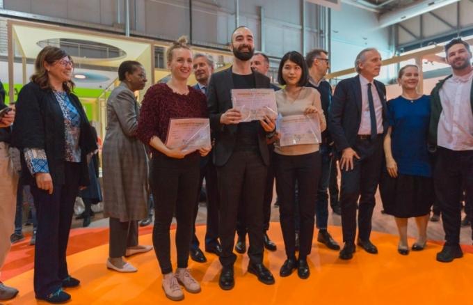 Vítězné projekty - zdroj: www.salonemilano.it