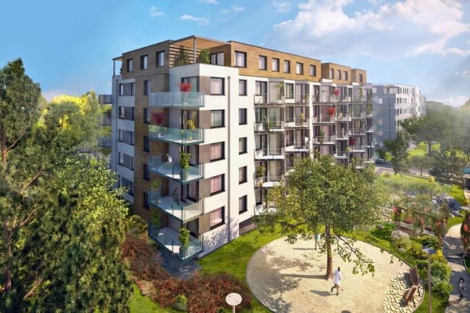Projekt Kaskády Barrandov se opět rozrůstá, dva nové bytové domy nabídnou 151 bytů, z nichž 66 do osobního vlastnictví a 85 do družstevního vlastnictví. Součástí bytů kategorie 1+ kk až 4 + kk o rozloze 26 m2 až 119 m2 budou garážová stání a sklepní kóje. Všechny byty budou mít balkon, lodžii nebo terasu. Developer se kromě výstavby samotných domů soustředí také na jejich okolí a plánuje proto výstavbu nového barrandovského náměstí, parků a odpočinkové zóny, která se stane přirozeným společenským centrem lokality. WWW. FINEP. CZ