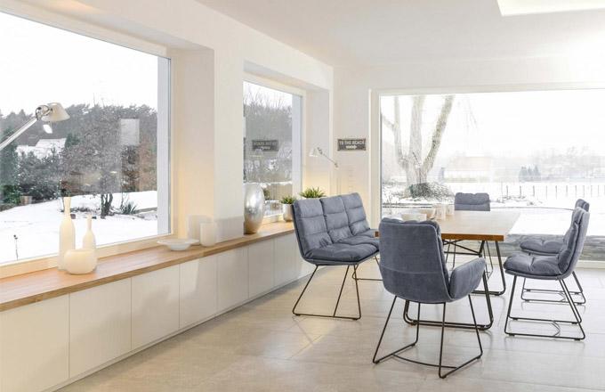Lavice Arva (KFF) je v mnoha ohledech skvělou alternativou nejen ke klasické židli u jídelního stolu.