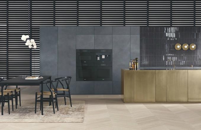 Maximální jednoduchost s ohromujícím efektem – nová designová řada spotřebičů Miele ArtLine