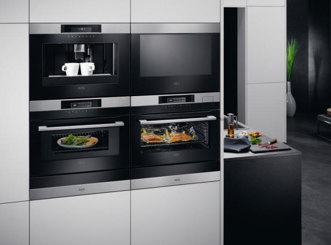 Kuchyňská sestava (FOTO: AEG)