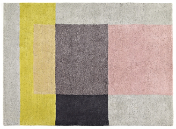 Colour Carpet, design Scholten Baijings, Hay, 100% novozélandská vlna, 170 x 240 cm, cena 21 385 Kč, WWW.STOCKIST.CZ