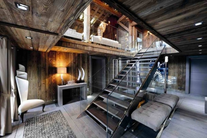 Chalet Brickell, region Rhone-Alpes, Francie