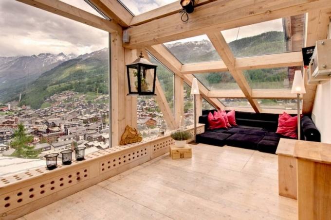 The Heinz Julen Penthouse, Zermatt, Švýcarsko