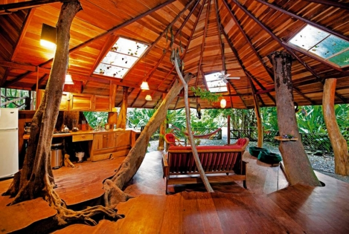 The Tree House, Costa Rica