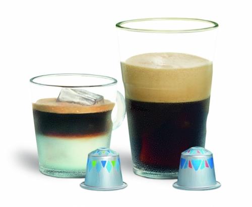 Nespresso odhaluje dvě limitované edice káv inspirované italskými ledovými recepturami a také inovativní přístroj pro přípravu kávových receptur s mlékem.