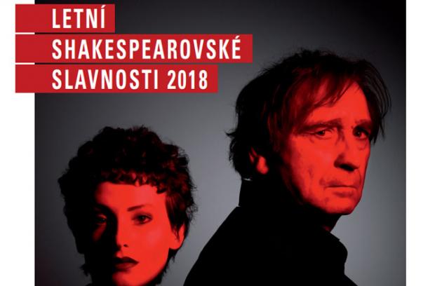 Pozvánka: Letní shakespearovské slavnosti 2018