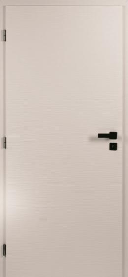 Ekonomickou variantou zůstává povrchová fólie nebo lze zvolit krásné lakované dveře s hladkým povrchem či moderním reliéfním povrchem Artemis nebo dřevní pór.
