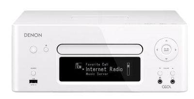 Multimediální minisystém RCD-N9, Denon, 2x 65 W, funkce AirPlay, Bluetooth, cena 12 990 Kč, WWW.DENON.CZ