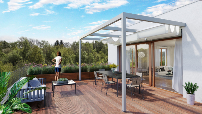 Finský styl bydlení znamená především sepětí s přírodou. To se promítá do promyšlené severské architektury s využitím přírodních materiálů - Aalto Cibulka