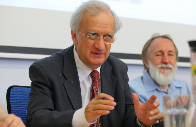 Wolfgang Feist, zakladatel Passivhaus Institutu v Darmstadtu