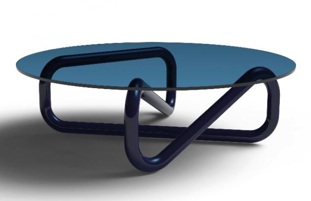 Jako meditace na věčnost… Jak název napovídá, stolek Infinity (Arflex) je zdrojem nekonečné zábavy. Konstrukce inspirovaná matematickým symbolem věčnosti nemá počátek ani konec a tvoří ji dva principy: z každého dotykového bodu se dále rozkládá buď rovně, nebo diagonálně a její tvar se zcela liší v závislosti na úhlu pohledu. Při pohybu kolem mění svůj výraz asymetricky a navzdory přísným geometrickým pravidlům se jeví jako náhodný. Výrobce tuto přidanou hodnotu nazývá meditativní kvalitou. Když se tedy budete doma nudit, stačí jen poposednout. Design Claesson Koivisto Rune, cena od 110 923 Kč, WWW. STOCKIST. CZ