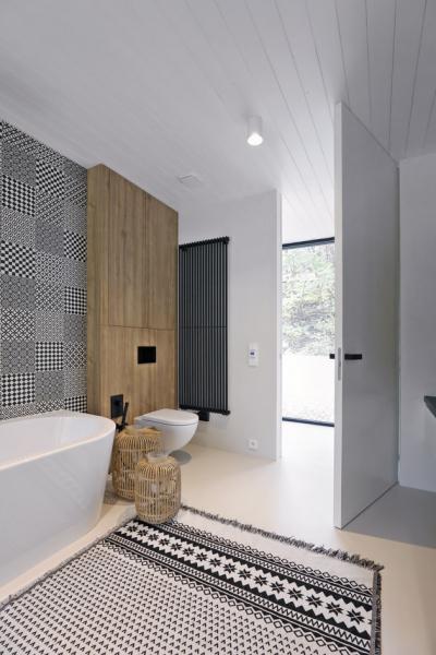 Dveře Fortius 52 (Dorsis) se skrytou zárubní, design Atelier Kunc Architects, orientační cena včetně kování 27 000 Kč, WWW. DORSIS. CZ