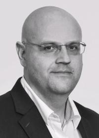 Bc. PETR PAKSI, MBA, obchodní ředitel společnosti J. A. P., uceleného výrobce designových dveřních systémů