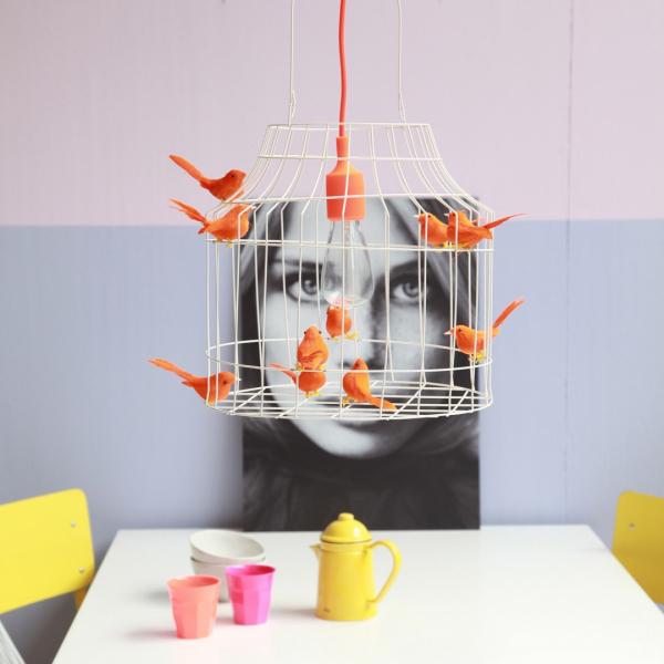 Závěsná lampa Workspace (Dutch-Dilight), cena od 4 000 Kč, DaWanda.com