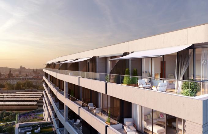 Moderní design a architektura s důrazem pro detail vychází z pera architektonického ateliéru Aukett.