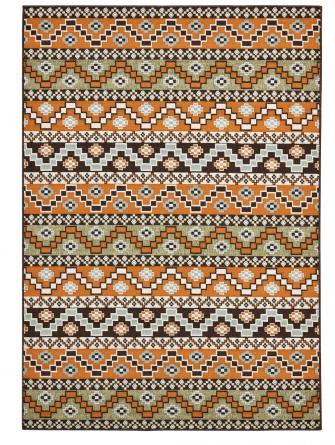 Koberec Una, polypropylen, 289 × 198 cm, cena 8 449 Kč, www.westwing.cz
