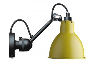 Nástěnná lampa N°304 Bathroom (DCW), design Bernard-Albin Gras, IP64, ocel, délka ramene 15 cm, O 14 cm, cena od 9 486 Kč, WWW. STOCKIST. CZ