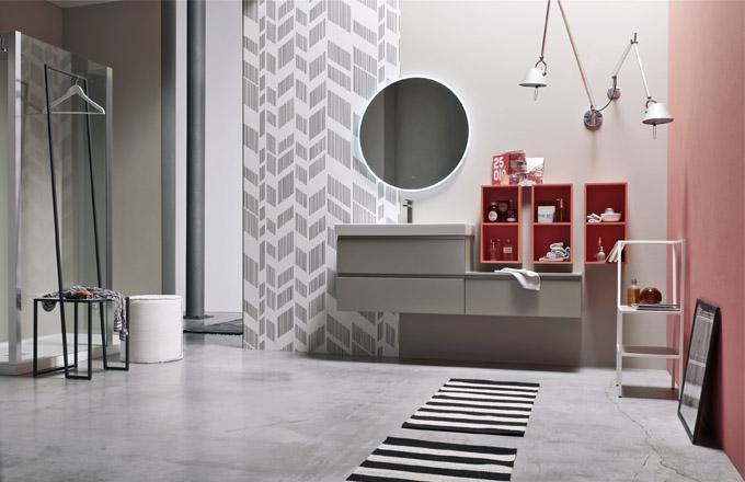 Nástěnné svítidlo Tolomeo (Artemide), design Michele de Lucchi, IP20, hliník, cena od 5 570 Kč, WWW. SELENE. CZ