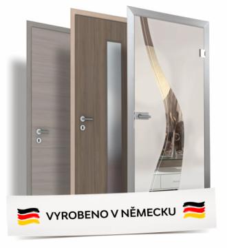 Kvalita Made in Germany v sobě snoubí krásné provedení dveří, které ocení i nároční klienti s citem pro design, precizní zpracování, kvalitní materiály, dlouhou životnost a spolehlivost za rozumnou cenu. Všechny modely dveří PRÜM jsou vyráběny s pověstnou německou kvalitou z prvotřídních materiálů a s důrazem na každý detail.