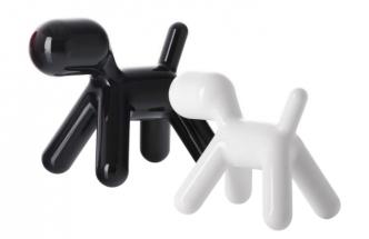 Puppy (Magis), design Eero Aarnio, polyetylen, dostupný ve čtyřech velikostech a mnoha barevných provedeních, výška 34,5 až 80,5 cm, cena od 1 728 Kč, WWW.STOCKIST.CZ