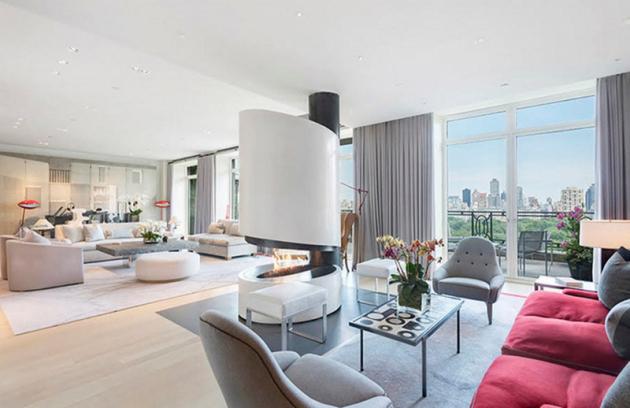 OBRAZEM: newyorský penthouse zpěváka Stinga