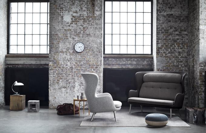Veletrh London Design Fair 2018: Fritz Hansen (Dánsko)