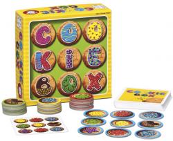 Rychlá hra pro celou rodinu. potřebujete jen dobrý postřeh! Poskládejte objednávky cookies co nejrychleji podle přesného vzoru, jen ať jsou zákazníci spokojení!