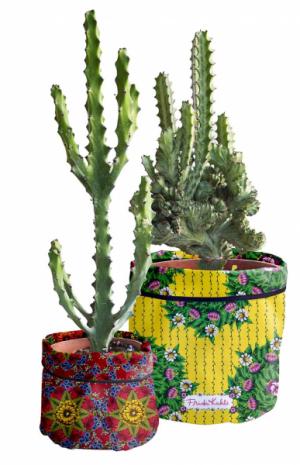 Obal na květináč Mandala Garden, polyester, O 17 a 19 cm, cena 1 149 Kč, WWW.WESTWING.CZ