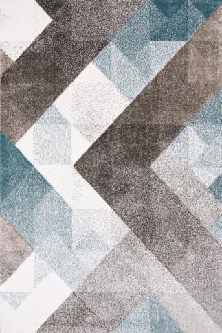 Ručně tkaný koberec Joh (Rug´Society), vlna a rostlinné hedvábí, 200 × 300 až 400 × 600 cm, cena na dotaz, WWW.RUGSOCIETY.EU