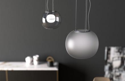 Big One (Brokis), design Lucie Koldová, sklo, cena na dotaz, WWW.AULIX.CZ