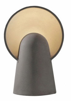 Romeo (Karman), design Edmondo Testaguzza, beton a sklo, výška 32 cm, O 15 cm, cena 17 279 Kč, WWW.STOCKIST.CZ