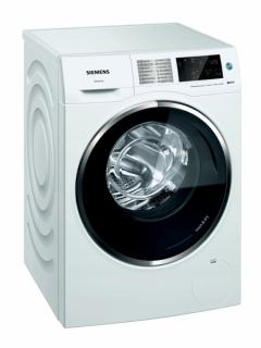 Jedním z nových špičkových spotřebičů je kombinovaná pračka se sušičkou iQ500, která zvládne dokonale vyprat a usušit až 6 kg prádla vjednom cyklu a zároveň je vybavena automatickým systémem dávkování pracího prostředku i-Dos i technologií Home Connect. Na našem trhu bude model WD4HU640EU kdispozici na začátku roku 2019.