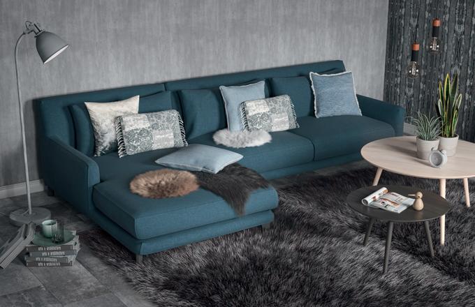Hornbach představuje aktuální trendy vbydlení pro podzim a zimu 2018. Nechte se inspirovat nápady na vytvoření moderního, klasického, přírodního anebo kreativního designu v interiéru.