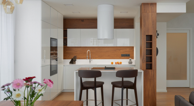 HANÁK nábytek - DOCK - kuchyně