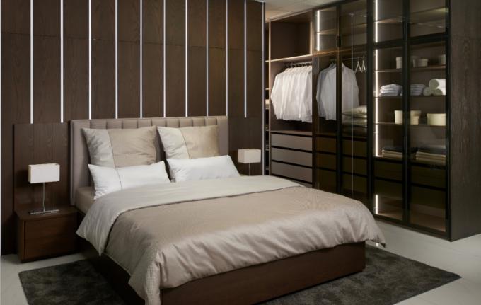 HANÁK nábytek - ložnice, skříně