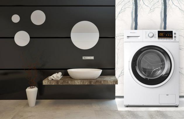 Kombinovaná pračka se sušičkou PLWD 16170, rychlý program na dokonale vyprané prádlo za 1 hodinu, cena 16 990 Kč, WWW. PHILCO. CZ