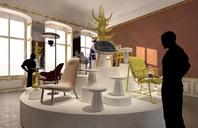 Pražský festival designu a módy letos přivítá celou řadu zahraničních hostů včele sJaimem Hayonem, který uvede průřez svojí tvorbou ve výstavě Manifest vColloredo-Mansfeldském paláci.