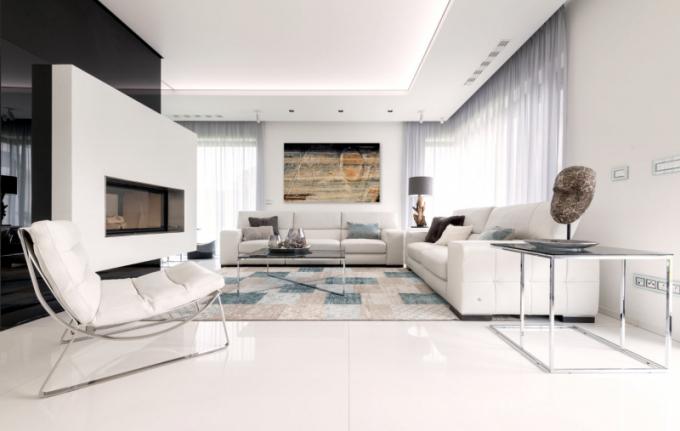 HANÁK nábytek - obývací pokoj
