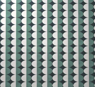 Obklad Eclipse 25 z kolekce Square (Bisazza), design India Mahdavi