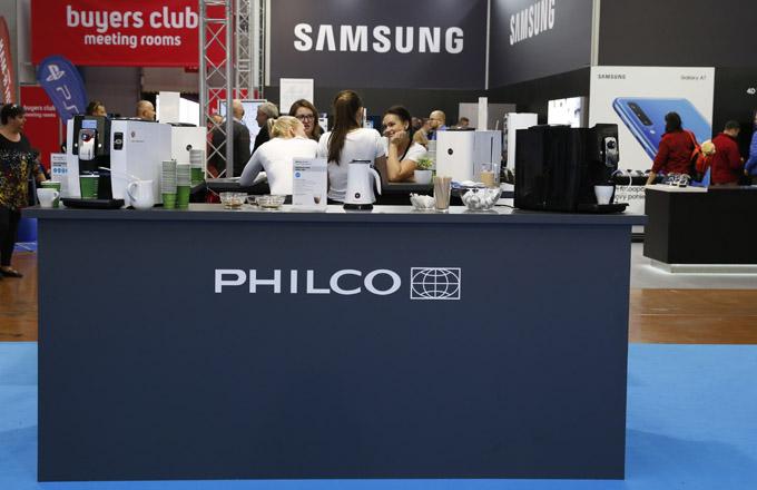 Značka Philco s více než 125letou tradicí představila několik unikátních novinek zkategorie praní a sušení vnejvyšší úsporné třídě a také novou kolekci malých spotřebičů v překrásném designu z eloxovaného hliníku.