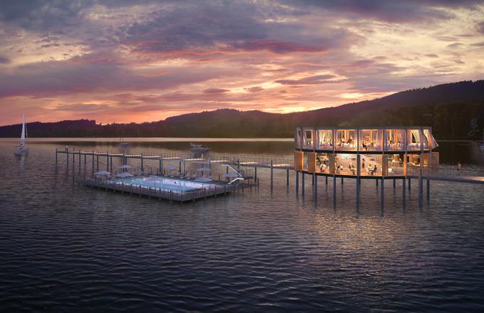 Developer, společnost REALACTIVA a.s., společně svýhradním realitním zástupcem, společností Luxent - Exclusive Properties, oznamují zahájení prodeje exkluzivních bytů ve výjimečném projektuMOLO Lipno Resort.