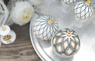 4 hlavní styly letošních Vánoc (foto: GLASSOR)